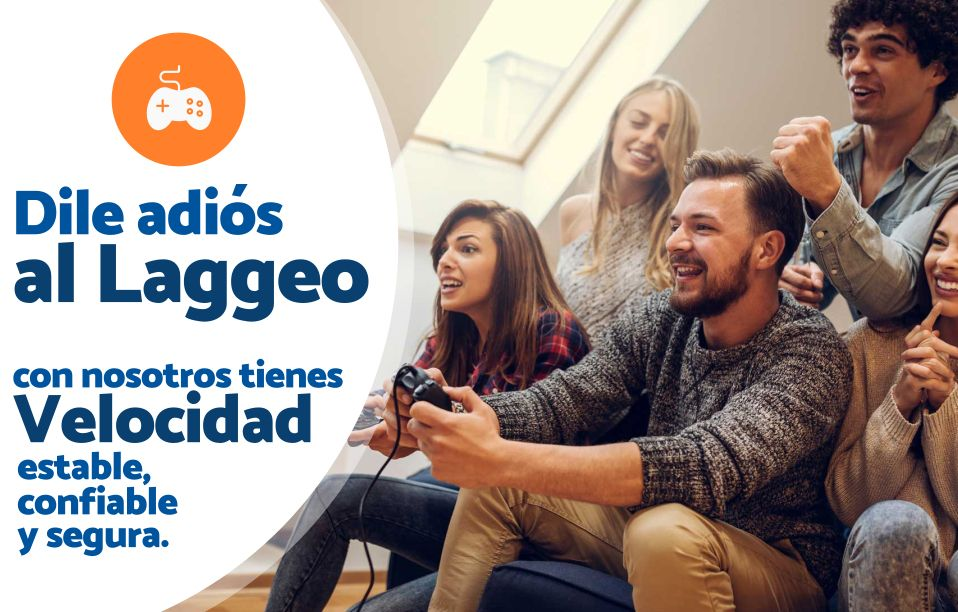 Internet Gamers Residencial DMwireless