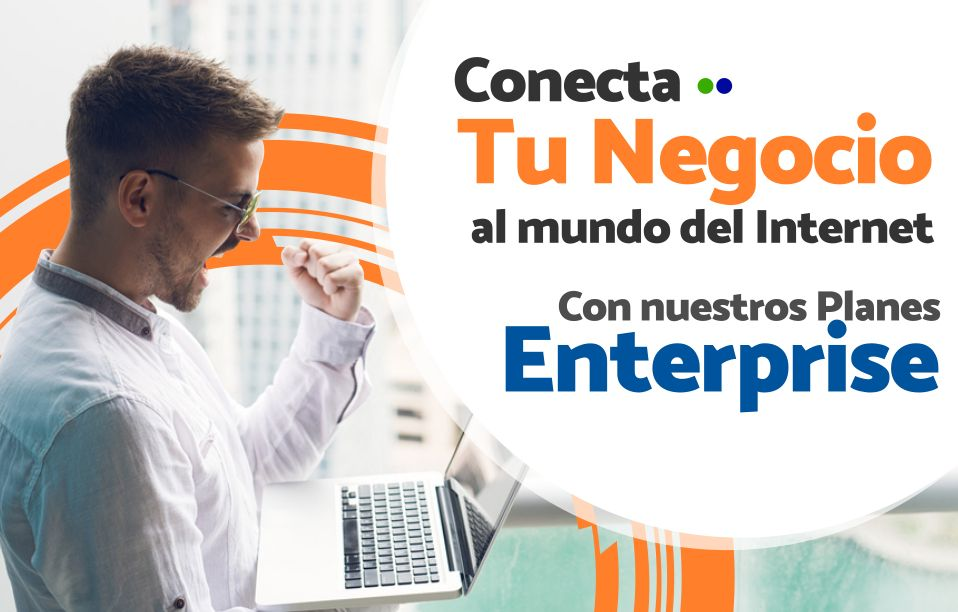 Internet Enterprise Comercial DMwireless