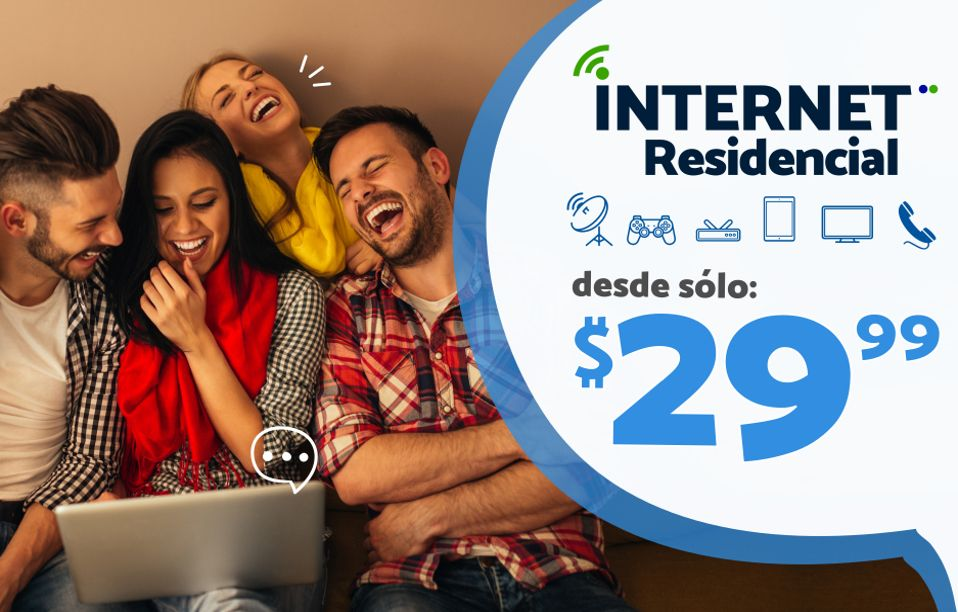 Internet Residencial DMwireless
