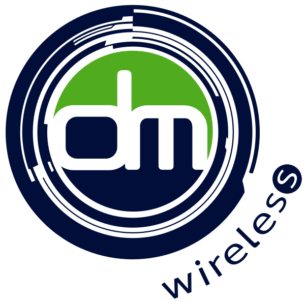 DMwireless logo